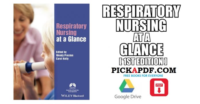 Respiratory Nursing at a Glance PDF