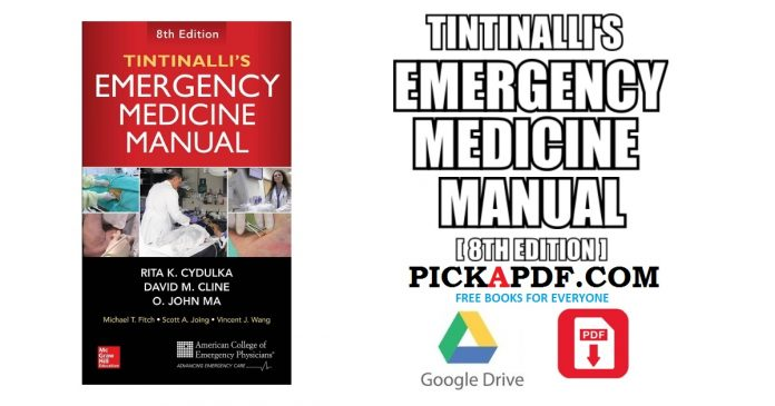 Tintinalli's Emergency Medicine Manual PDF