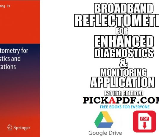 Broadband Reflectometry for Enhanced Diagnostics and Monitoring Applications PDF