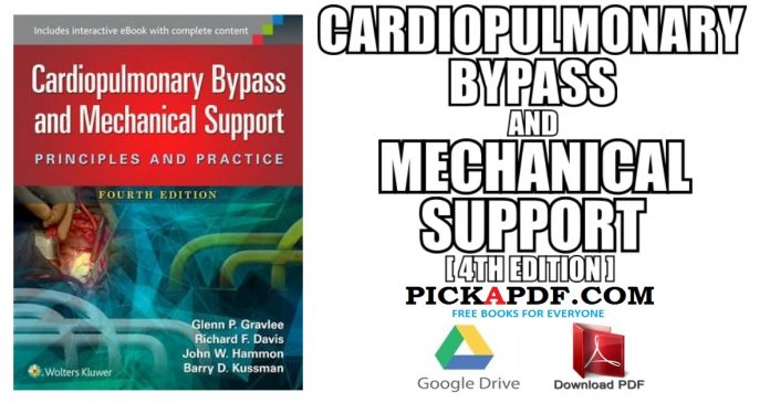 Cardiopulmonary Bypass and Mechanical Support PDF