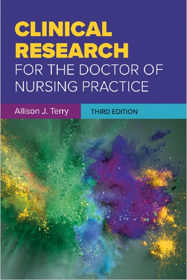 Clinical Research for the Doctor of Nursing Practice PDF