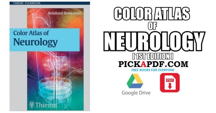 Color Atlas of Neurology PDF