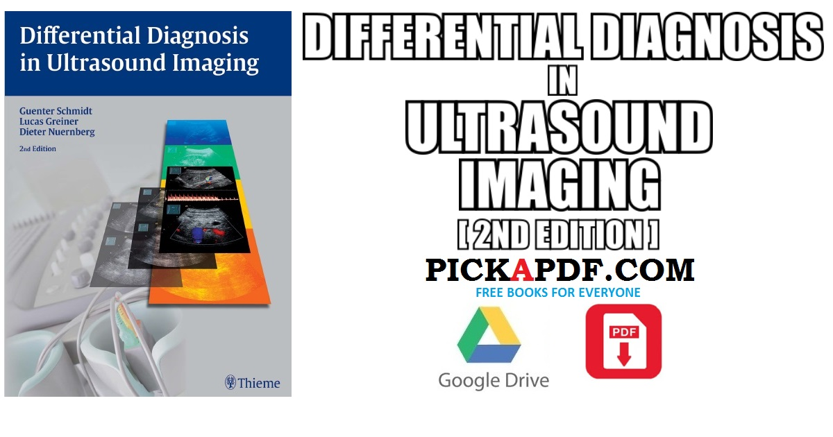 Differential Diagnosis in Ultrasound Imaging PDF Free Download