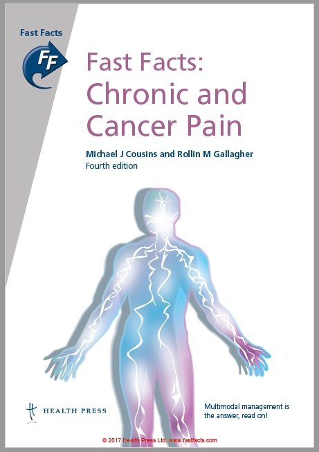 Fast Fact Chronic and Cancer Pain PDF