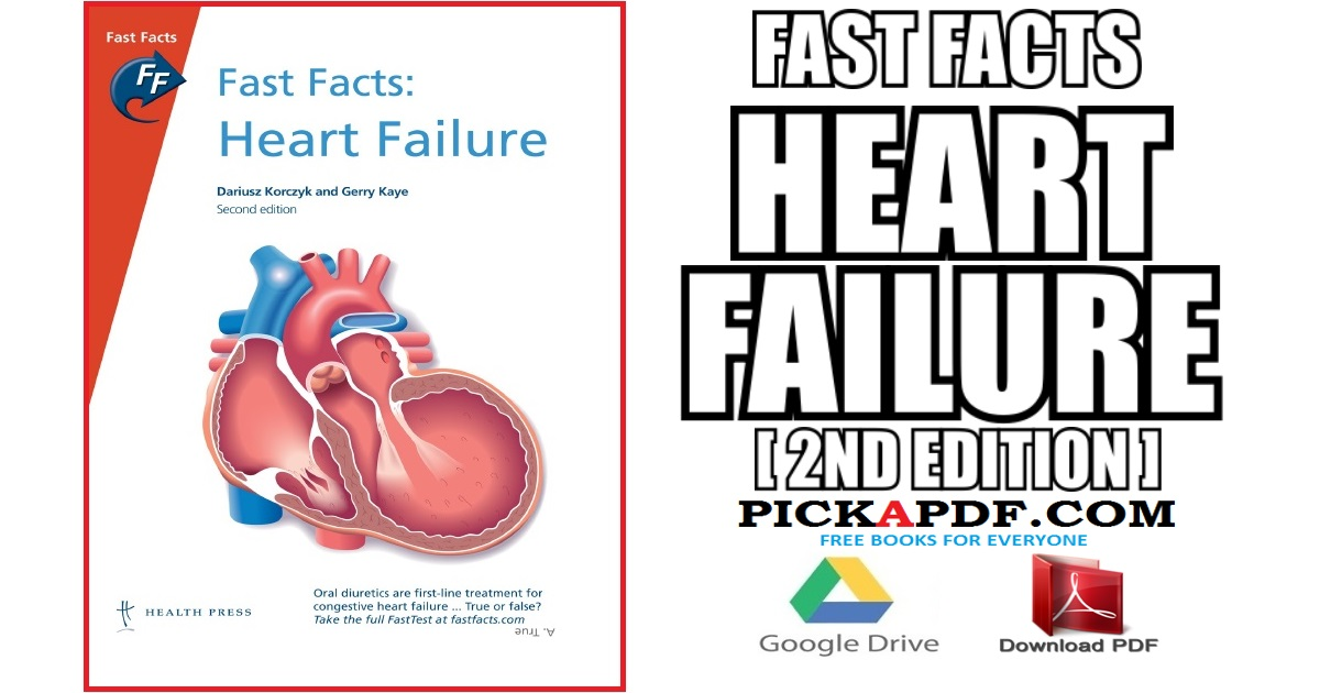Fast Facts: Heart Failure 2nd Edition PDF