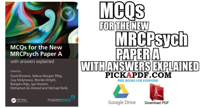 MCQs for the New MRCPsych Paper A with Answers Explained PDF