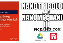 Nanotribology and Nanomechanics II PDF