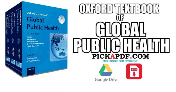 Oxford Textbook of Global Public Health PDF