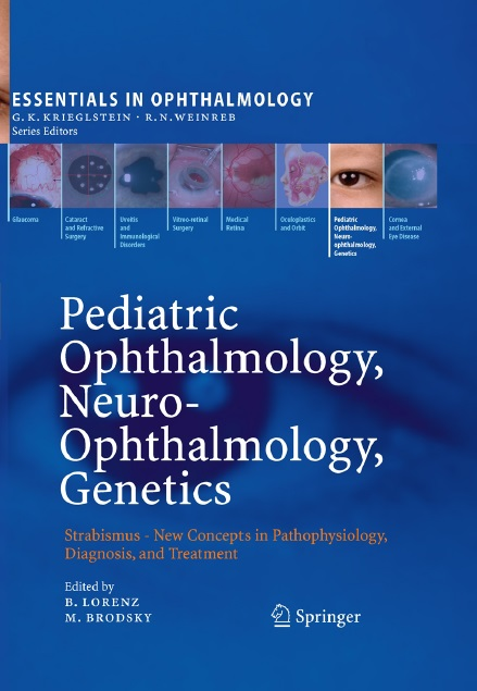 Pediatric Ophthalmology, Neuro-Ophthalmology, Genetics PDF