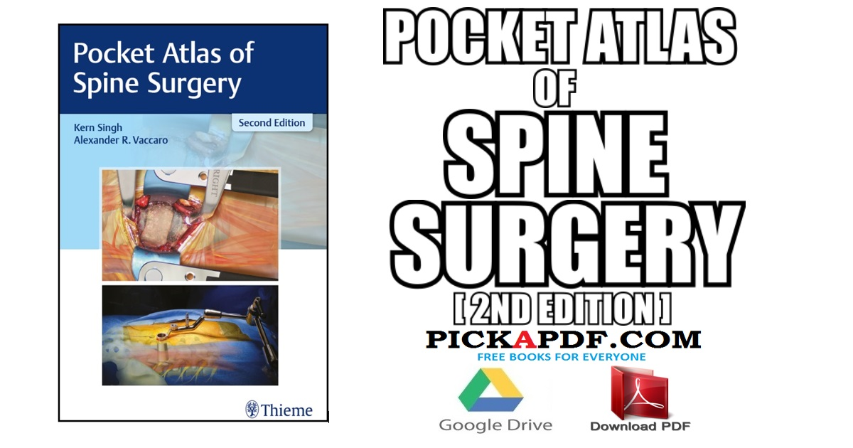 Pocket Atlas of Spine Surgery 2nd Edition PDF