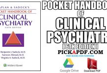 Pocket Handbook of Clinical Psychiatry PDF