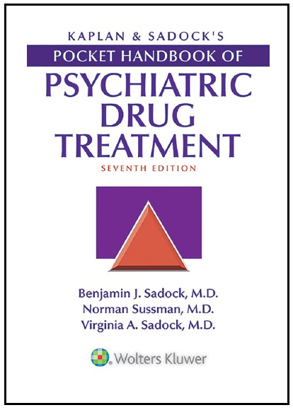 Pocket Handbook of Psychiatric Drug Treatment PDF