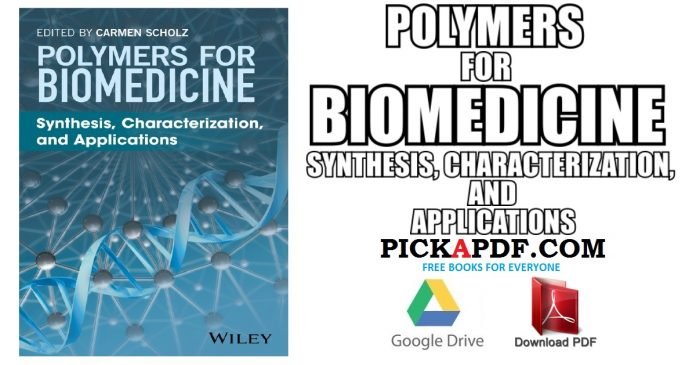 Polymers for Biomedicine PDF