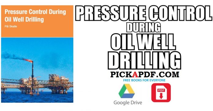 Pressure Control During Oil Well Drilling PDF