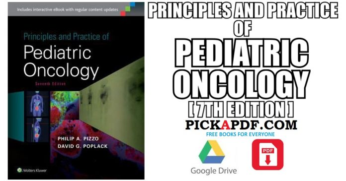 Principles and Practice of Pediatric Oncology PDF