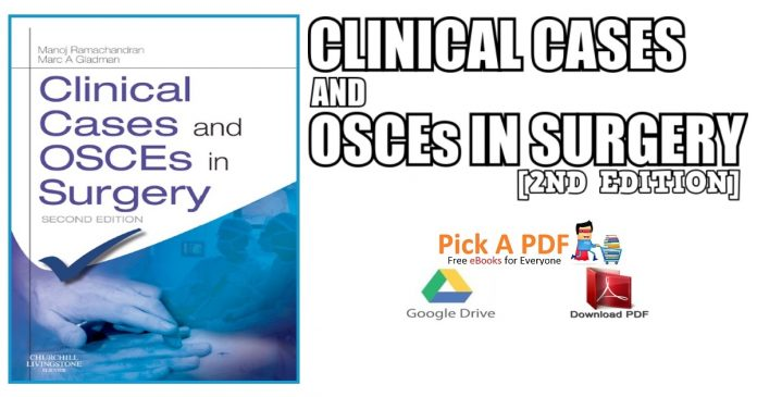 Clinical Cases and OSCEs in Surgery PDF