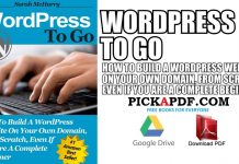 WordPress To Go PDF