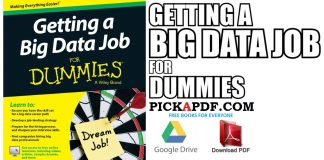 Getting a Big Data Job For Dummies PDF