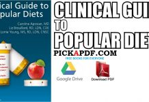 Clinical Guide to Popular Diets PDF