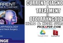 CURRENT Diagnosis & Treatment in Otolaryngology - Head & Neck Surgery PDF
