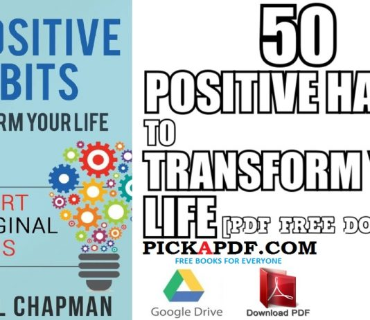 50 Positive Habits to Transform your Life PDF