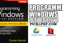 Programming Windows 6th Edition PDF