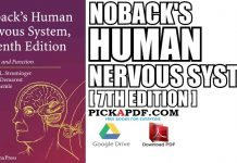Noback's Human Nervous System 7th Edition PDF