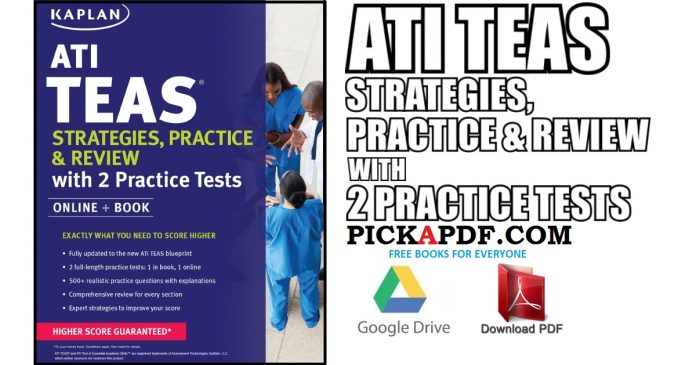 ATI TEAS Strategies, Practice & Review with 2 Practice Tests PDF