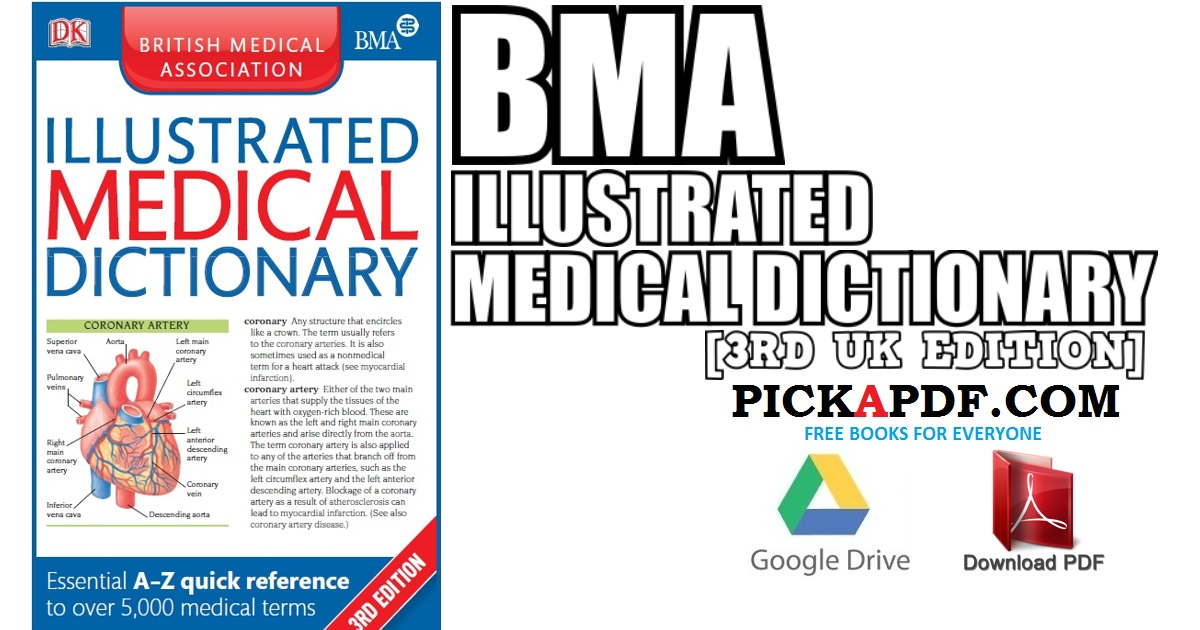 BMA Illustrated Medical Dictionary PDF