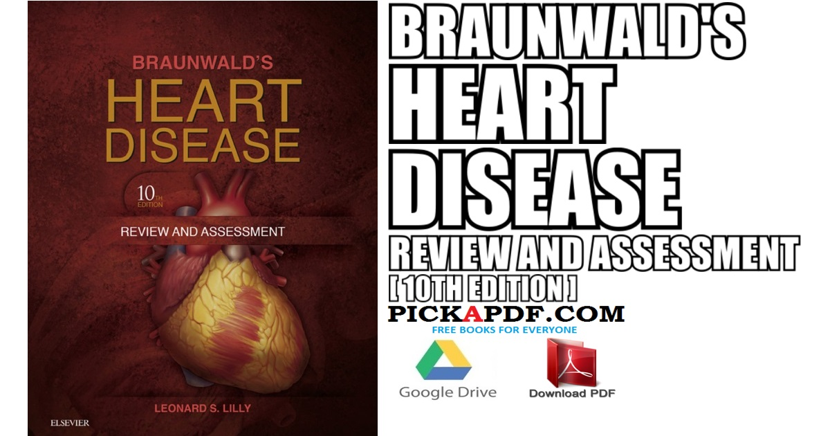 Braunwald's Heart Disease 10th Edition PDF