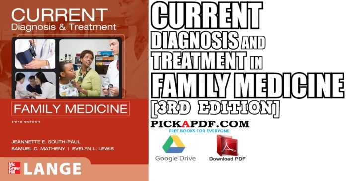 CURRENT Diagnosis & Treatment in Family Medicine PDF