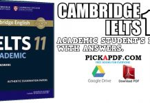 Cambridge IELTS 11 PDF