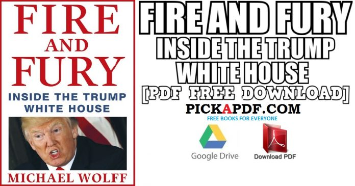 Fire and Fury PDF