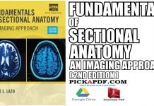 Fundamentals of Sectional Anatomy: An Imaging Approach PDF