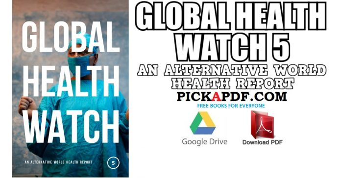 Global Health Watch 5 PDF