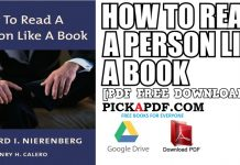 How to Read a Person Like a Book PDF