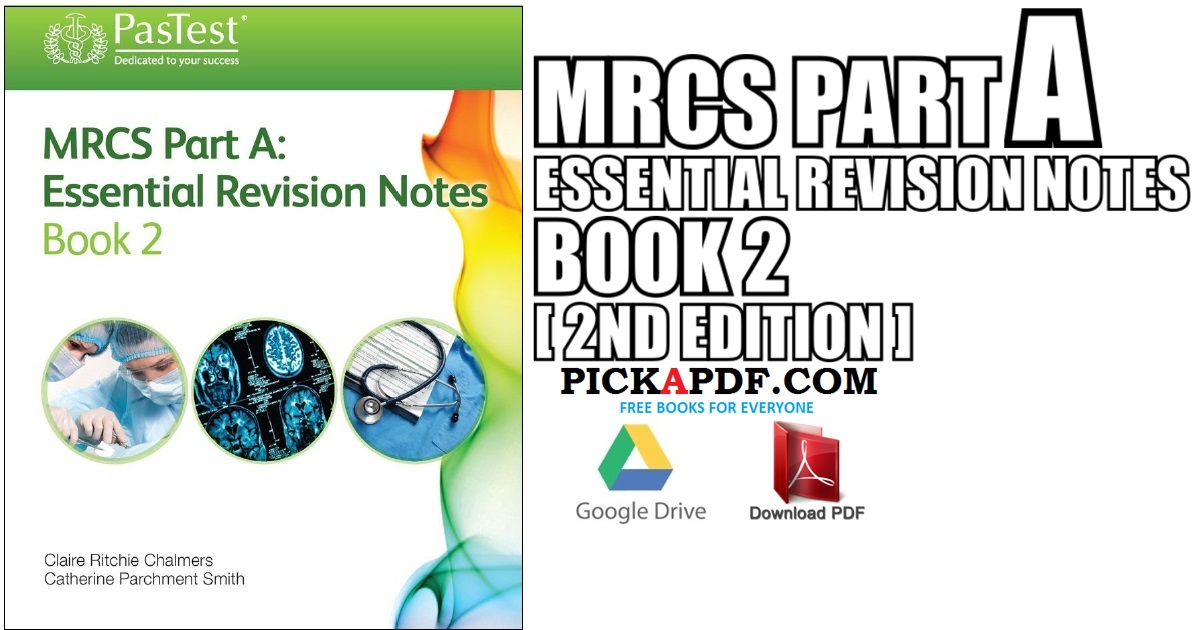 MRCS Part A: Essential Revision Notes Book 2 PDF