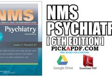 NMS Psychiatry 6th Edition PDF