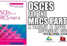 OSCEs for the MRCS Part B PDF