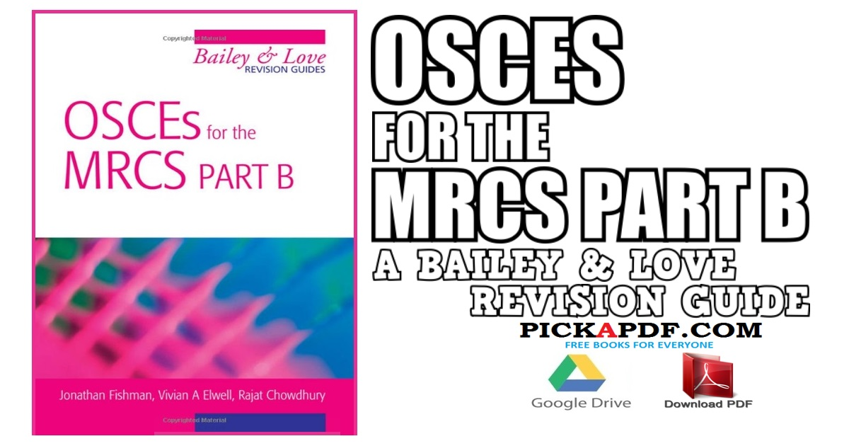 Mrcs revision guide trunk and thorax array osces for the mrcs part b pdf free download direct link rh pickapdf com fandeluxe Choice Image