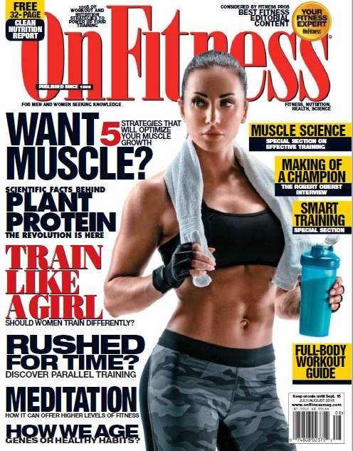 OnFitness - August 2018 USA PDF