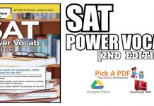 SAT Power Vocab 2nd Edition PDF