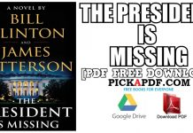 The President Is Missing PDF