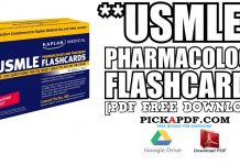 USMLE Pharmacology and Treatment Flashcards PDF