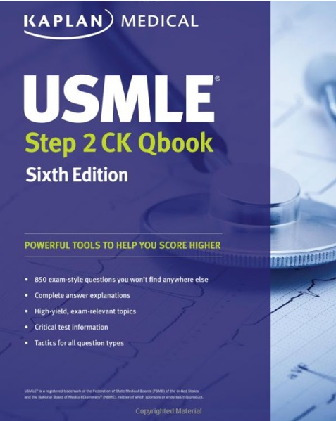 USMLE Step 2 CK QBook PDF