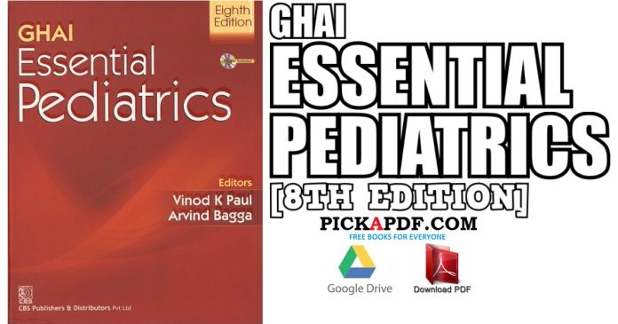 Ghai Essential Pediatrics 8th Edition PDF