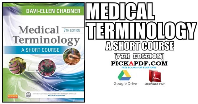 Medical Terminology: A Short Course 7th Edition PDF