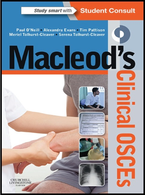 Macleod's Clinical OSCEs PDF