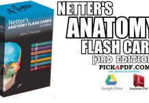 Netters Anatomy Flash Cards 3rd Edition PDF Free Download Direct Link