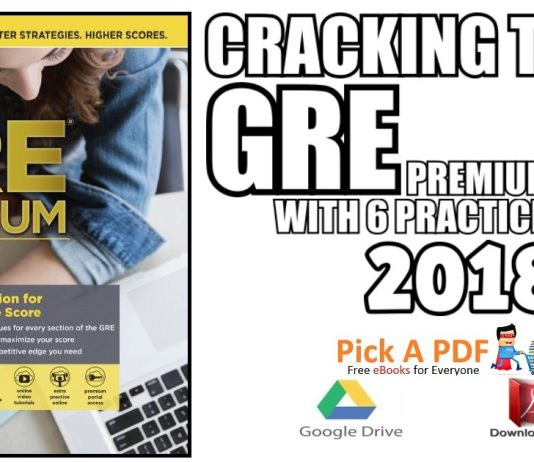 cracking the gre premium edition with 6 practice tests 2018 pdf free download direct link
